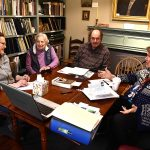 Meeting with Local History Experts