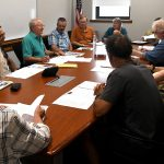 Town representatives form initial Steering Committee
