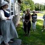 17th Century MeetUp Group Visits the Martin House