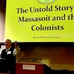 Sowams Heritage Area Presented at Boston History Camp