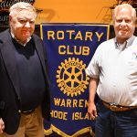 Warren-Barrington Rotary learns about the Sowams Heritage Area Project