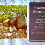 Chief Quaiapen featured during NE Native American Culture Week