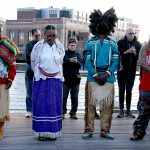 Honoring Indigenous People at the Providence Honk Festival