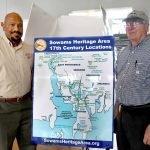Sowams Project presented at Heritage State Park in Fall River