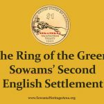 The Ring of the Green: Sowams' Second English Settlement