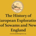 The History of Exploration of Sowams and New England