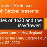 Legacies of 1620 and the Mayflower: Native Americans of New England