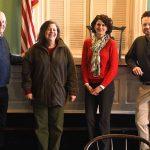 RI Historical Preservation & Heritage Commission Visit