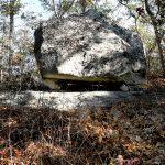 Carl Ferreira describes the Native American rocks on the Pocasset Ridge Trail