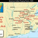 Native Christianity in 17th Century New England