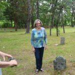 Trails Association president visits the Sowams Heritage Area